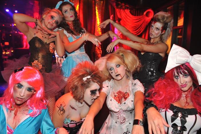 Haunted Hotel SD Halloween