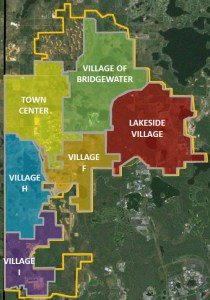 What's Happening In Horizon West Winter Garden Florida Village Map