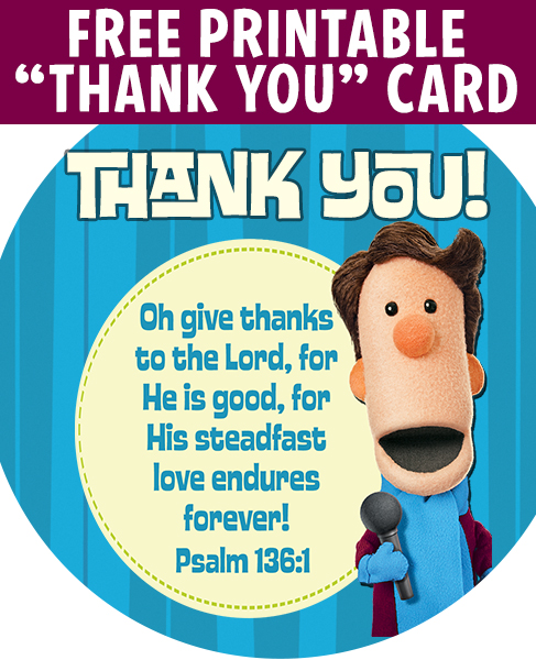 Downloadable Thank You Card - Blog What\u0027s in the Bible? - free thank you cards