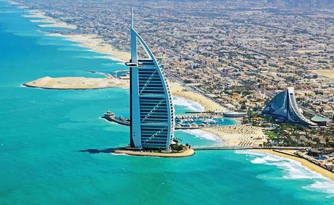 Dubai Legends How The Burj Al Arab Became The Seven Star Hotel