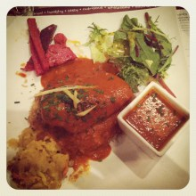 Chicken Curry at Bangalore City
