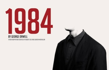 1984 at the Playhouse Theatre