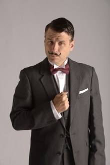 Jason Durr as Poirot