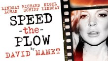 Speed the Plow at the Playhouse Theatre.