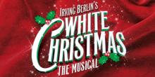 White Christmas at the Dominion Theatre.