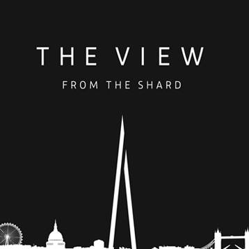 The View from The Shard.
