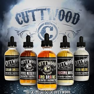 Cuttwood E-liquid line.