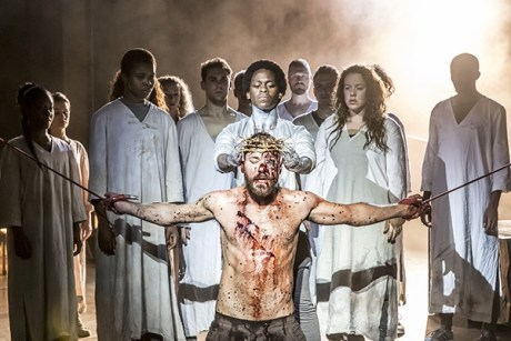 Jesus Christ Superstar © Open Air Theatre