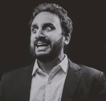 NISH KUMAR 'Actions Speak Louder Than Words Unless You Shout The Words Real Loud'