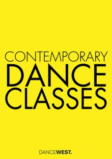 Contemporary Classes for 9-15 year olds