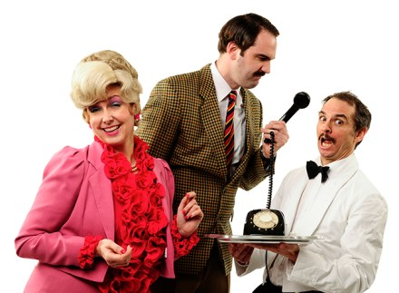 comedy theatre – Faulty Towers The Dining Experience – Jan-Sept dates in West End and Covent Garden