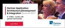 Gartner Application Architecture, Development and Integration Summit