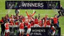 The SSE Women's FA Cup Final