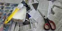 Free Public Lecture and Workshop: Exploring Scissors-and-Paste Journalism in The British Library's Newspaper Collections