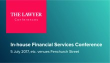 In-house Financial Services Conference