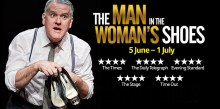 Mikel Murfi: The Man In The Woman's Shoes
