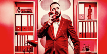 Hoopla present Abandoman's Rob Broderick: The Musical in my Mind