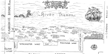 Mapping the Foreshore: Thames Archaeology