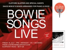 Bowie Songs Live