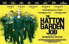 The Hatton Garden Job outdoor film screening  and Q&A with star, Larry Lamb