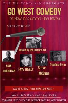 Stand Up Comedy At The Inn Summer Beer Festival