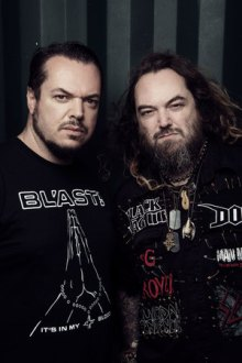 Max and Igorr Cavalera Return To Roots at O2 Forum Kentish Town, London