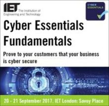 Cyber Essentials Fundamentals training in two 1-day modules | London