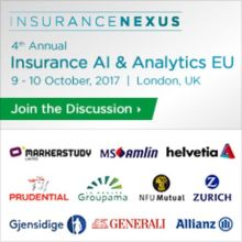 Insurance AI and Analytics Europe 2017, London, UK