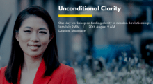 Unconditional Clarity workshop: on mission and relationships