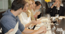 TableCrowd's dinner with CEO of Ascension Ventures