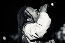 Grammy nominated Reggae Superstar Luciano live at Boisdale London