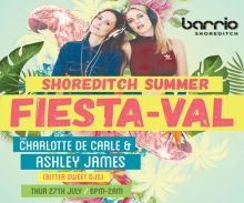 Shoreditch Summer Fiesta-val
