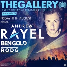 The Gallery: Andrew Rayel