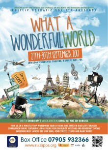 What a Wonderful World – A Musical Compilation