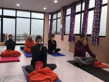 200 Hour Yoga Teacher Training Course In Rishikesh India