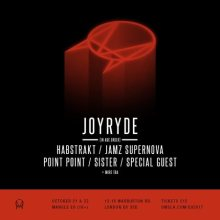 OWSLA London with Joyryde, Habstrakt, OWSLA Goods Pop-Up and Much More