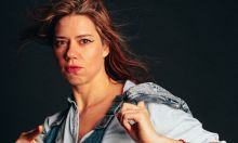 Laugh Train Home at The Honor Oak ft Lou Sanders