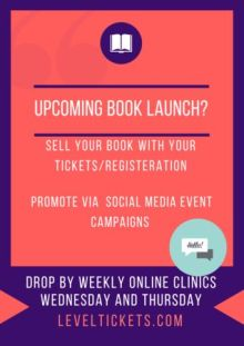 LevelUp Online Book Launch Chat