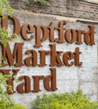 Deptford X Artist Showcase @Deptford Market Yard