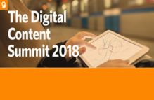 The Digital Content Summit 2018