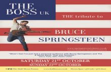 The Boss UK – All ages matinee show @ The Half Moon Putney