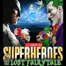 Superheroes & the Lost Fairytale, Millfield, Enfield, London, Platinum, Panto