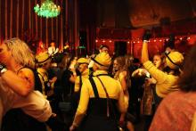 Halloween 70's & 80's Disco and Funk night with The Kick Thrills