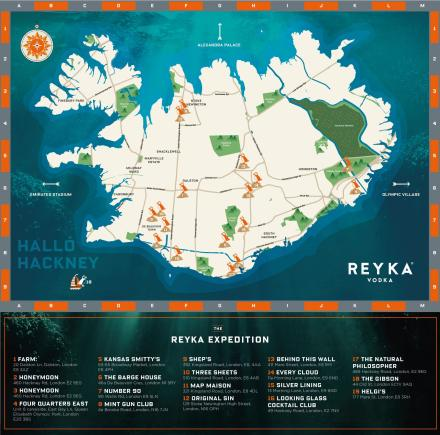 The Reyka Expedition