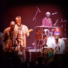 Osibisa – afrobeat legends live at Hideaway Jazz Club!