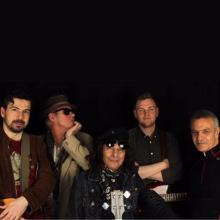 Live In concert for Enfield Cares, Millfield, Enfield, London, JFK Blues, Mayor