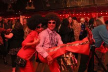 70's & 80's Disco and Funk night with The Kick Thrills