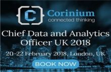 Chief Data And Analytics Officer UK 2018