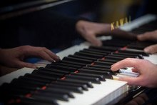 Tuesday Lunchtime Concert: Piano Recital, Piano Masterclass