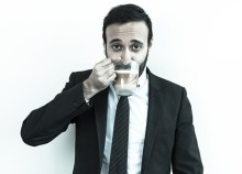 Bilal Zafar: Scratch comedy @ The Bill Murray
